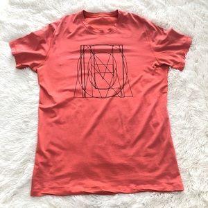 Men's LULULEMON workout shirt size XL
